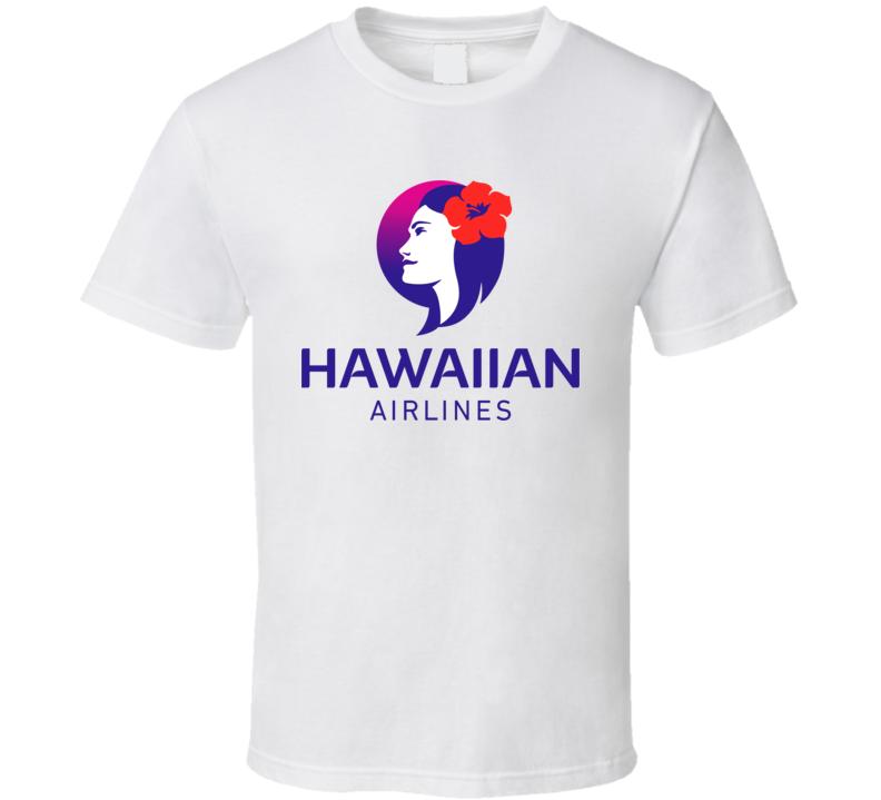 Hawaiian Airlines Logo T Shirt