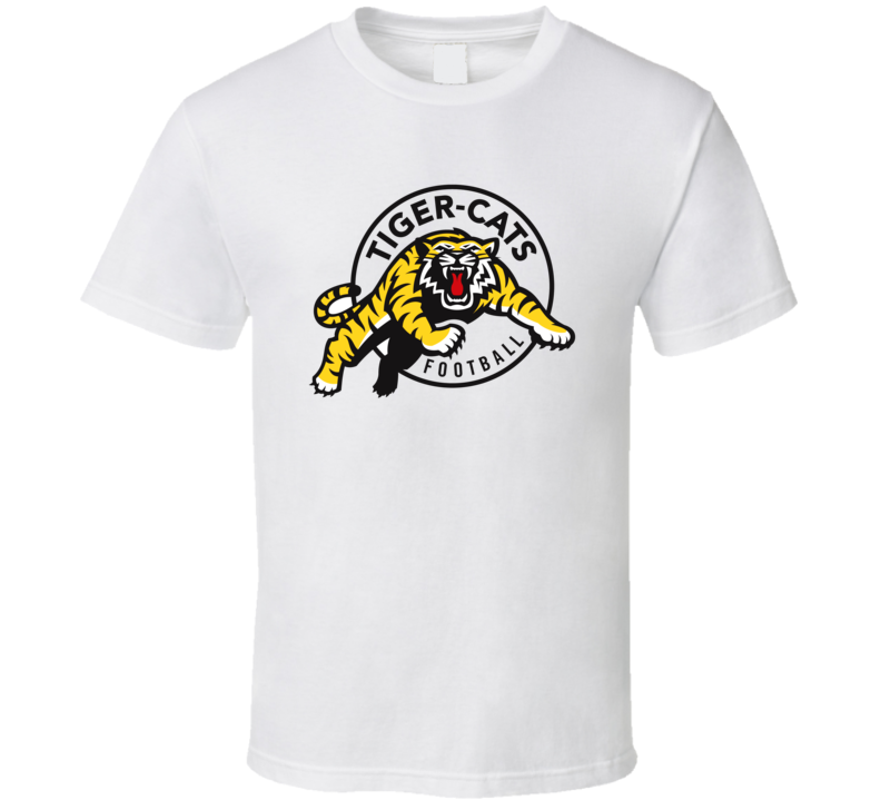 Hamilton Tiger-cats Logo T Shirt