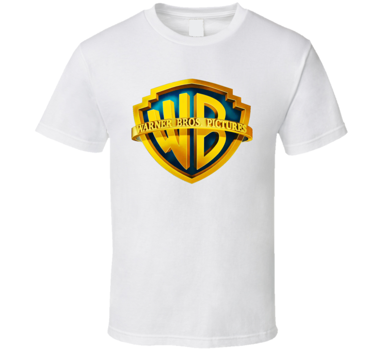 Warner Bros Pictures Logo T Shirt