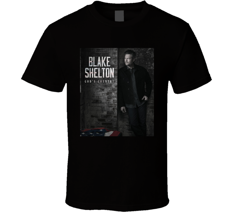 God's Country Blake Shelton T Shirt