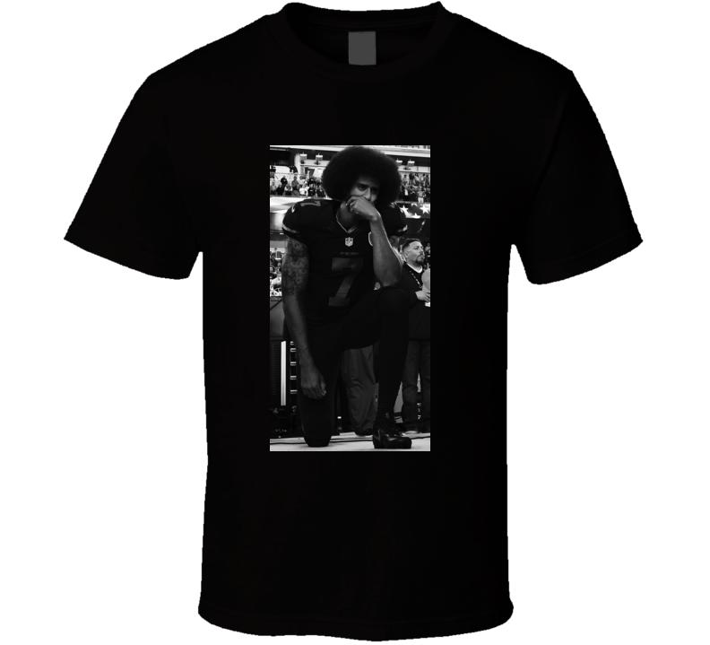 Colin Kaepernick Kneeling T Shirt