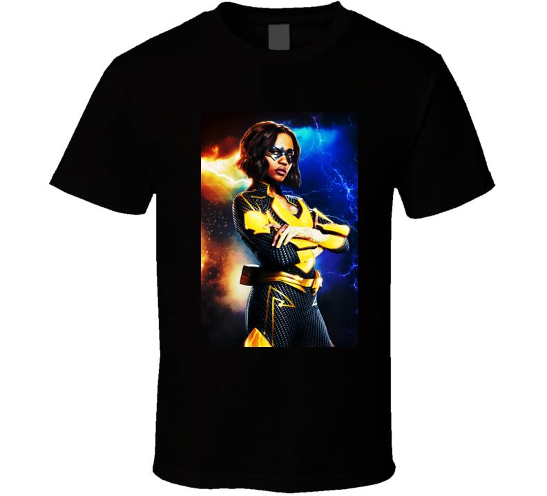Black Lightning Cw T Shirt