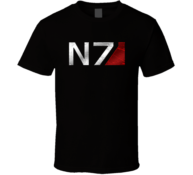 Mass Effect N7 T Shirt