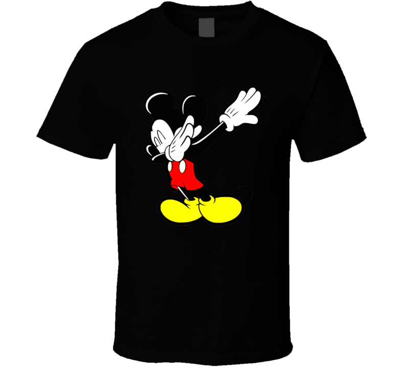Mickey Mouse Dab T Shirt