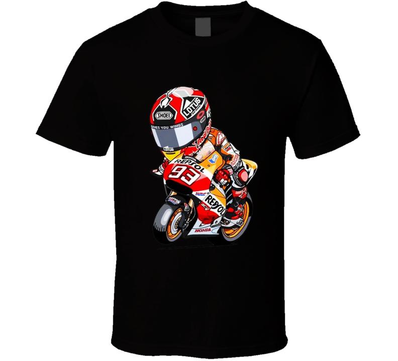 Marc Marquez Moto Gp T Shirt