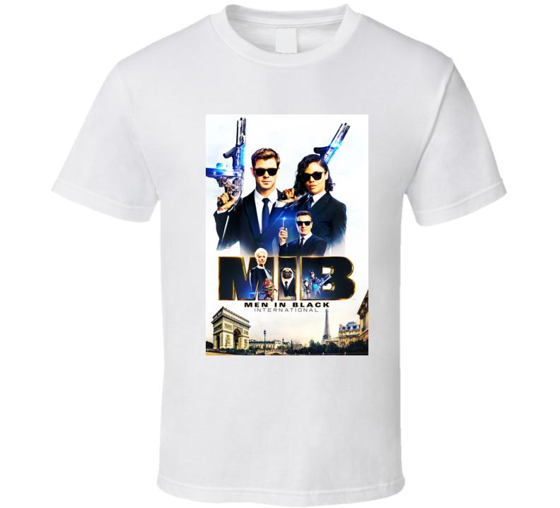 Men In Black International T Shirt