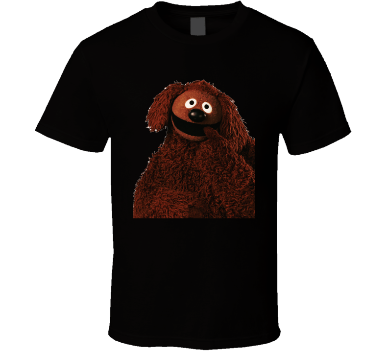 Rowlf The Dog From The Muppets T Shirt