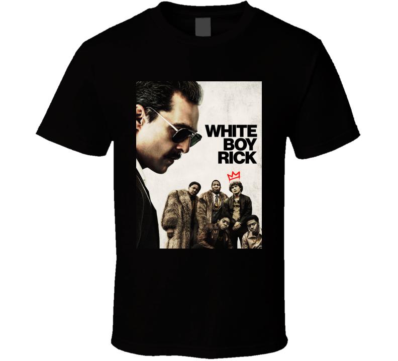 White Boy Rick Matthew Mcconaughey Jennifer T Shirt
