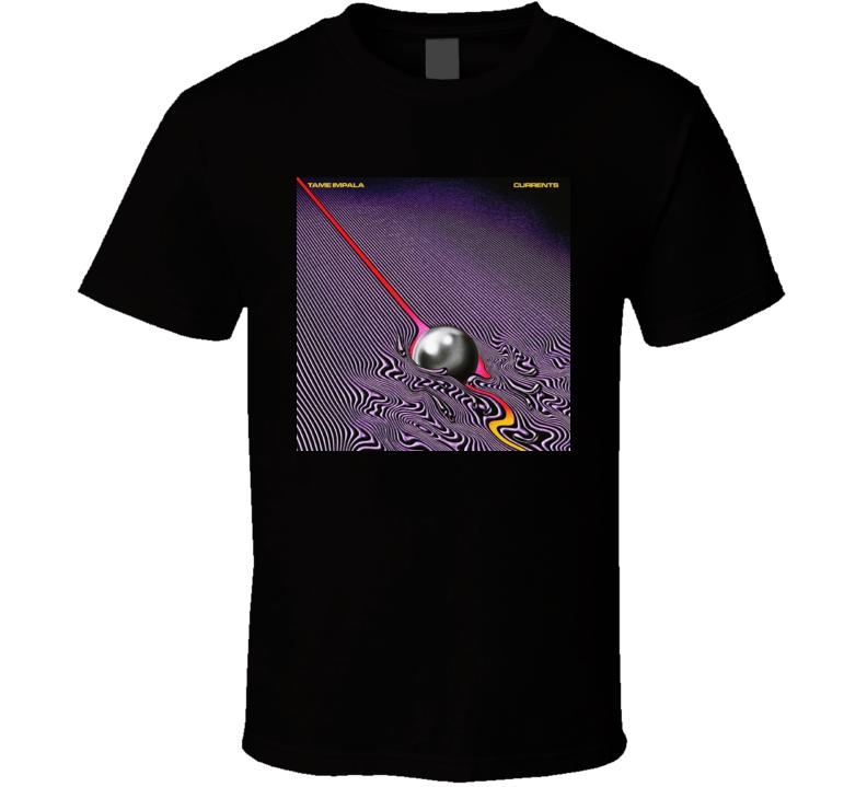 Tame Impala Currents T Shirt