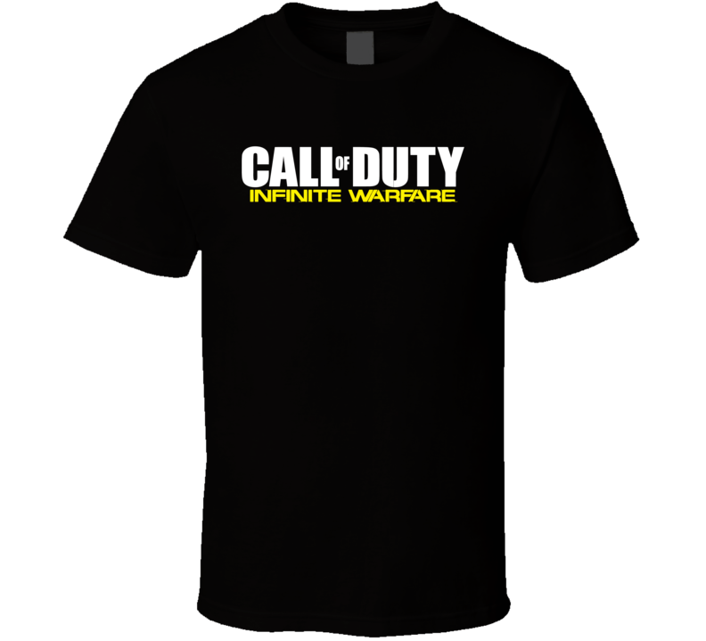 Call Of Duty Infinite Warfare T Shirt