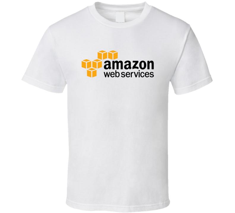 Amazon Web Services T Shirt