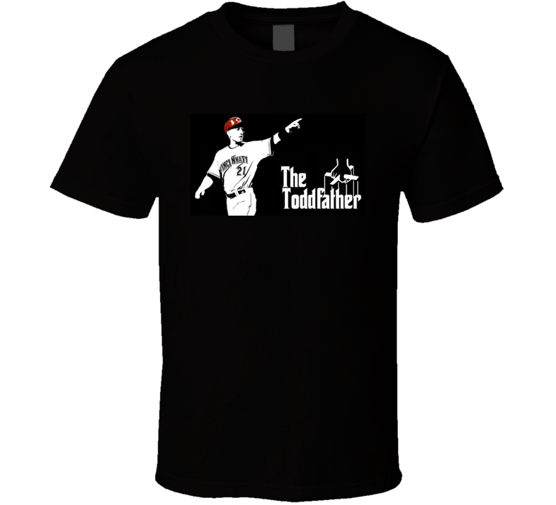 Todd Frazier The Toddfather T Shirt
