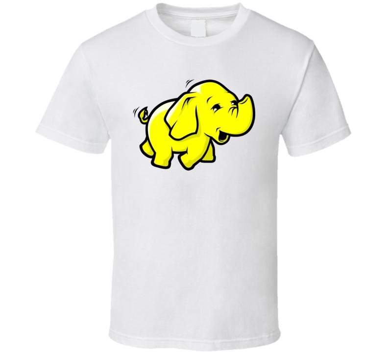 Hadoop Logo T Shirt
