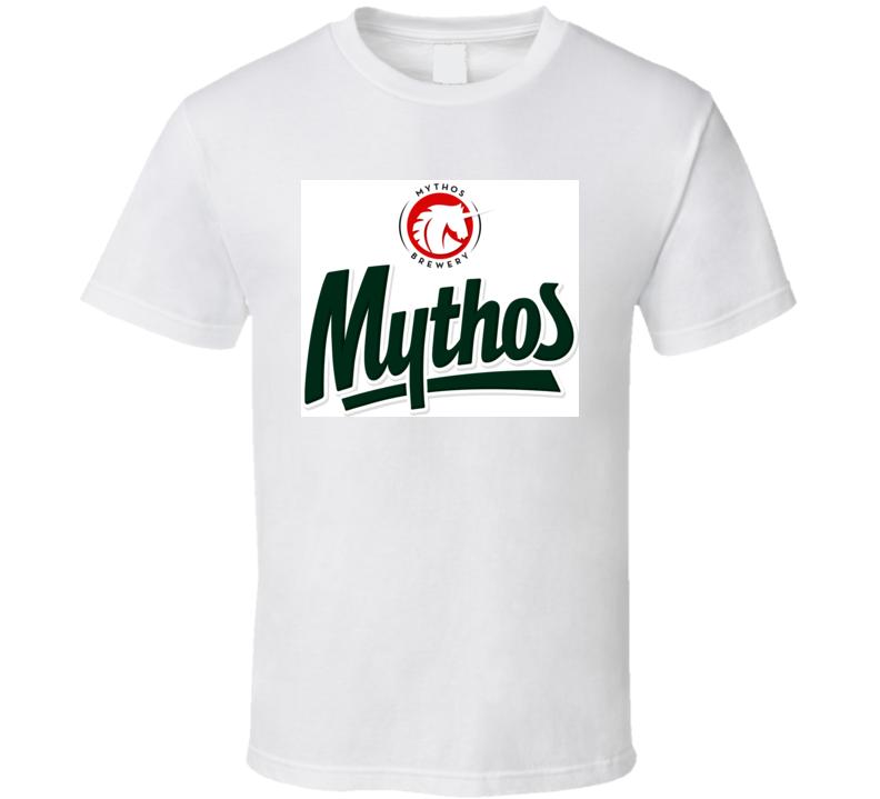 Mythos Brewery T Shirt
