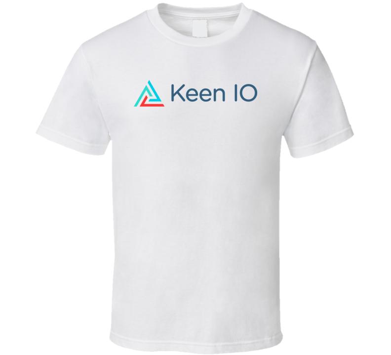 Keen Io Logo T Shirt