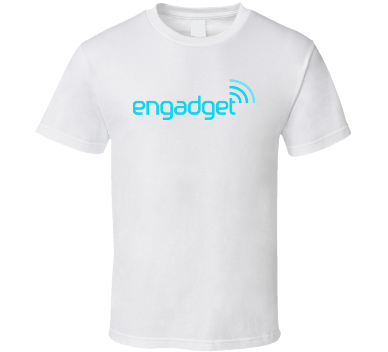 Engadget Logo T Shirt