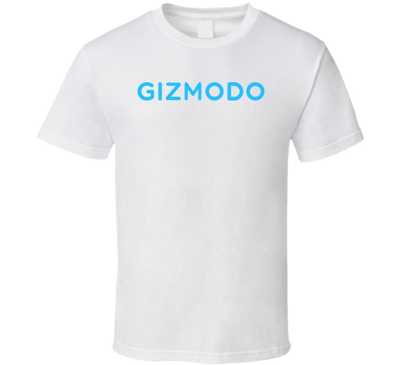 Gizmodo Logo T Shirt