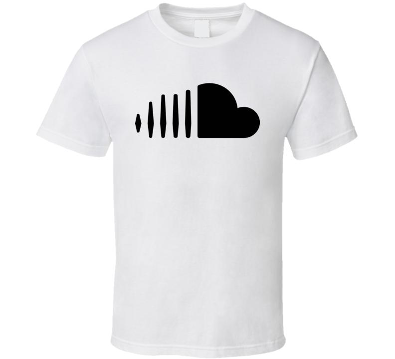 Soundcloud Logo T Shirt