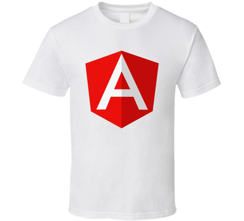 Angular Logo Copy T Shirt