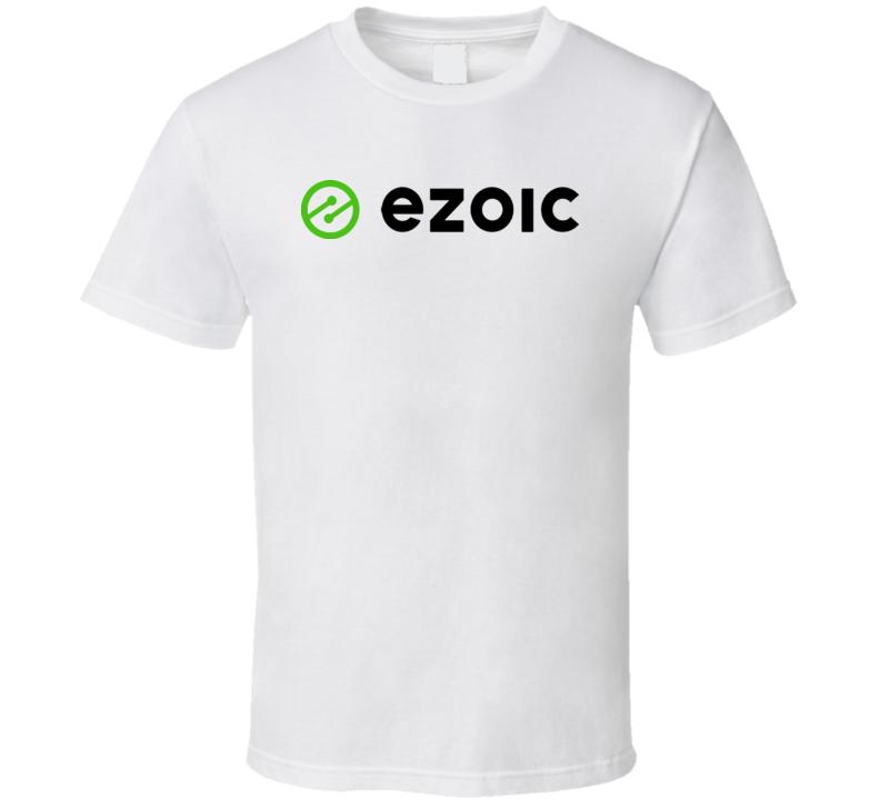 Ezoic Logo T Shirt