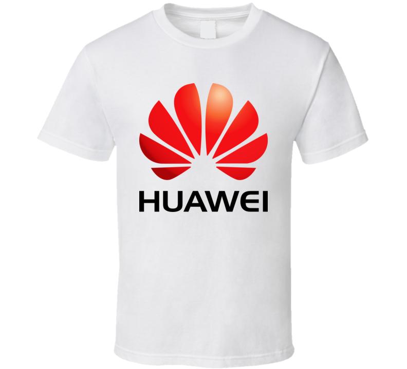 Huawei Logo T Shirt