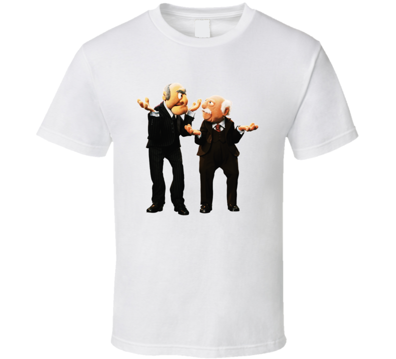 Muppets Statler And Waldorf T Shirt