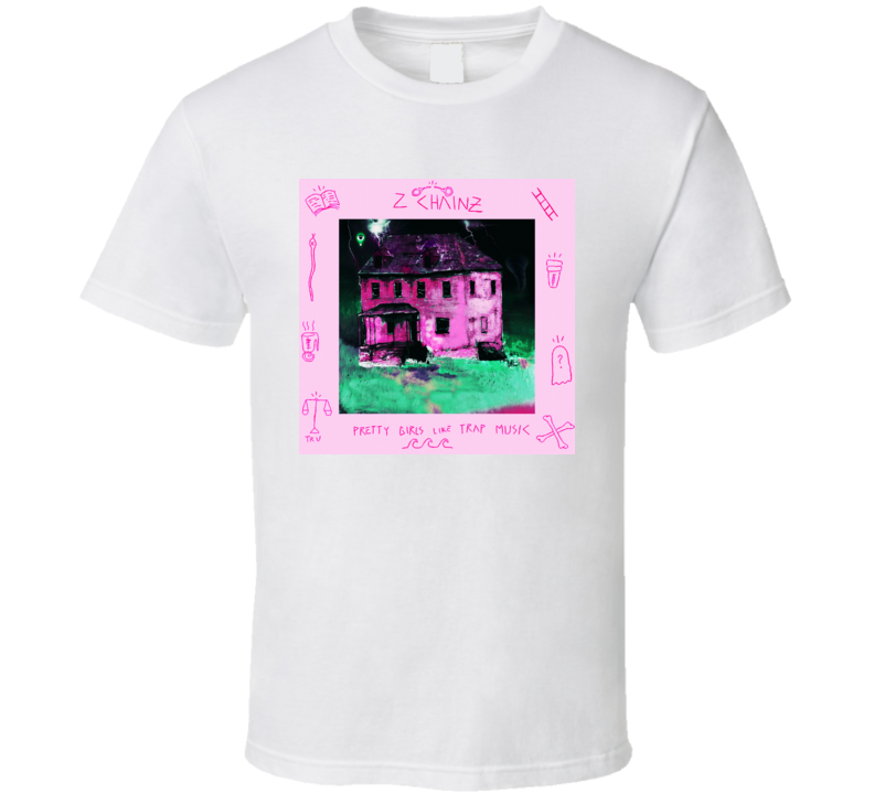 Pretty Girls Like Trap Music T Shirt