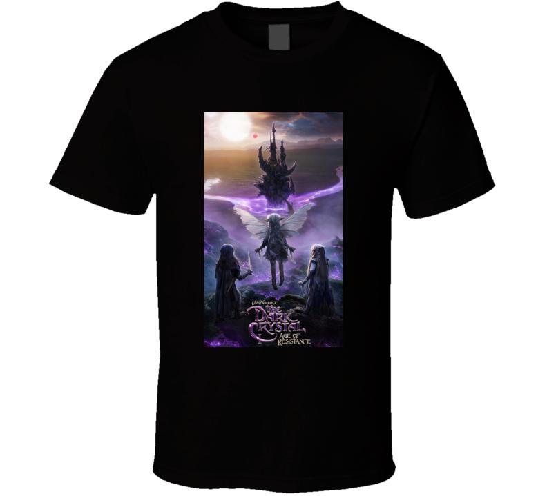 Dark Crystal Age Of Resistance Netflix Amazon Original Season 2 T Shirt