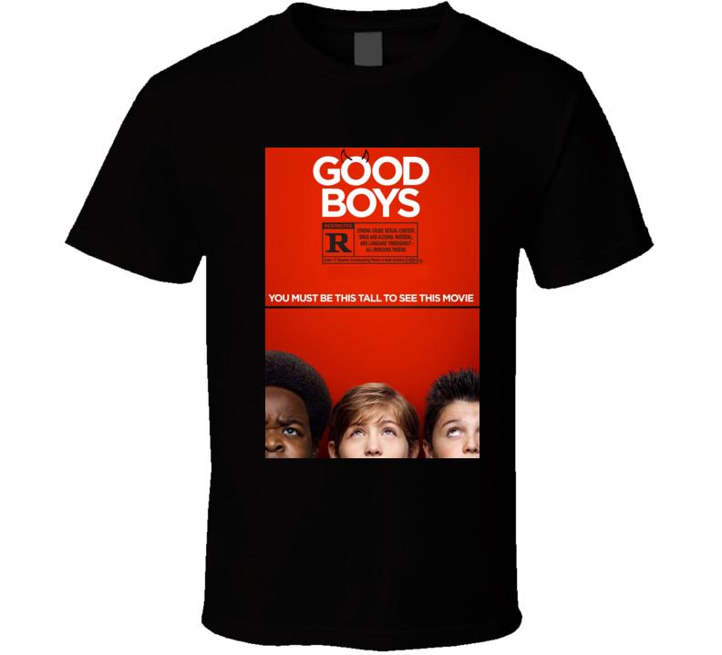 Good Boys Movie Fans Gift T Shirt