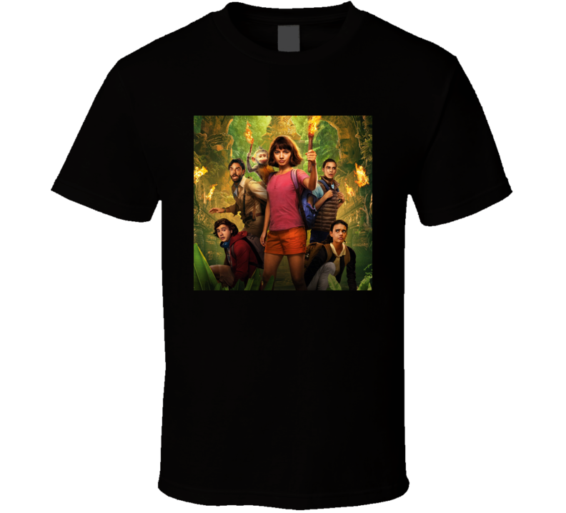 Dora And Lost City Of Gold Fans Gift T Shirt