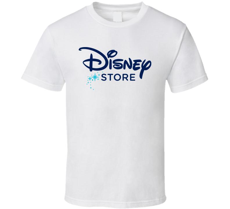Disney Store Logo T Shirt