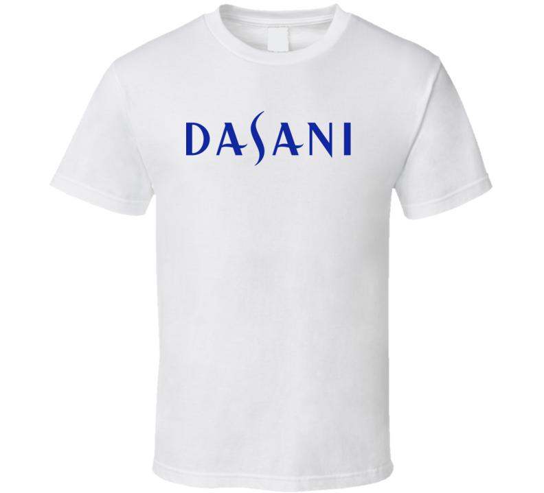 Dasani Water Logo T Shirt