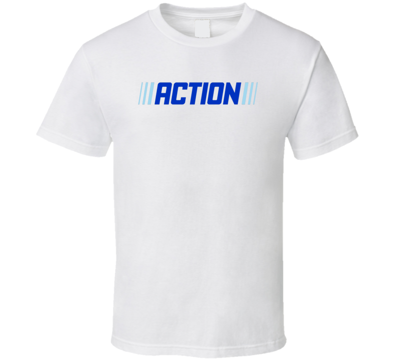 Action Logo T Shirt