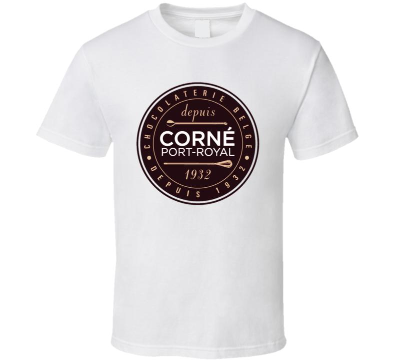 Cornea Port Royal Logo T Shirt