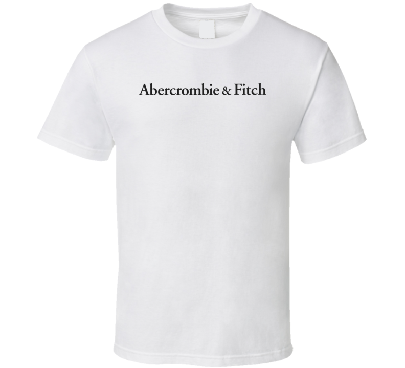 Abercrombie & Fitch Logo T Shirt