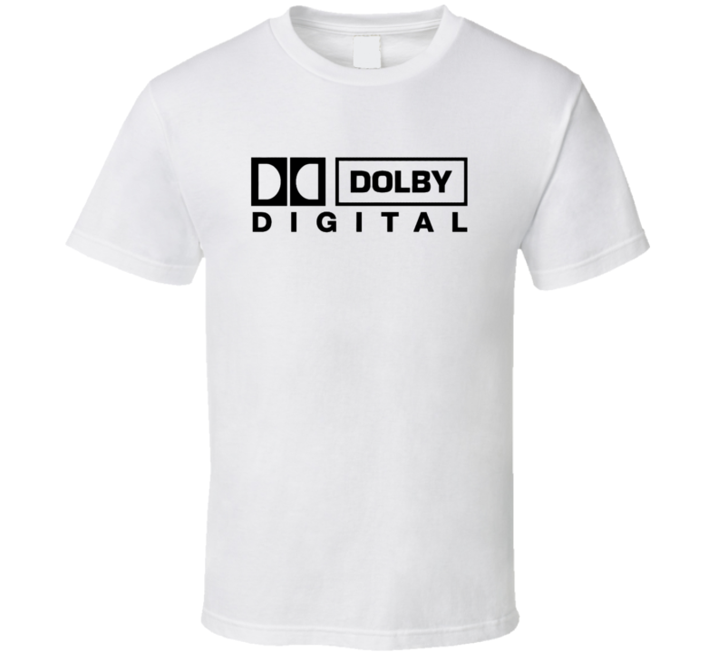 Dolby Digital Logo T Shirt