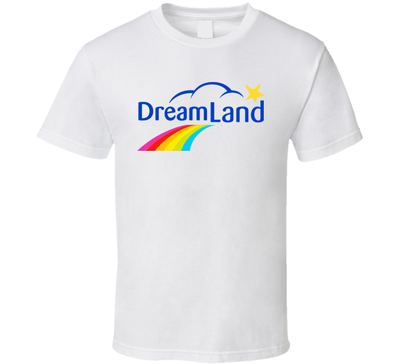 Dreamland Belgium Logo T Shirt