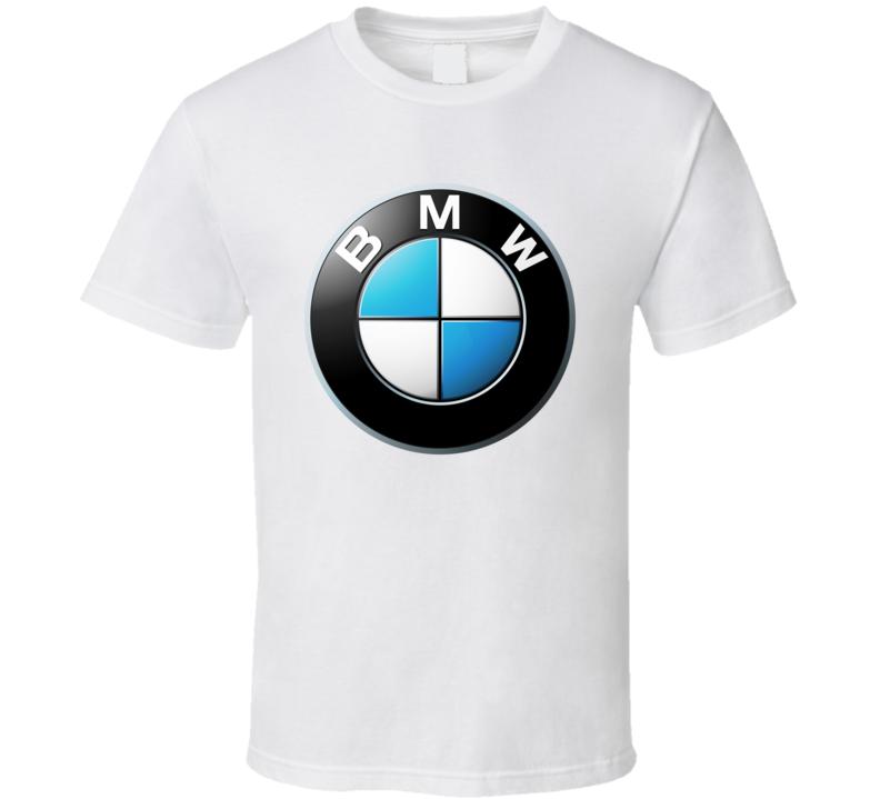 Car Logo Bmw T Shirt