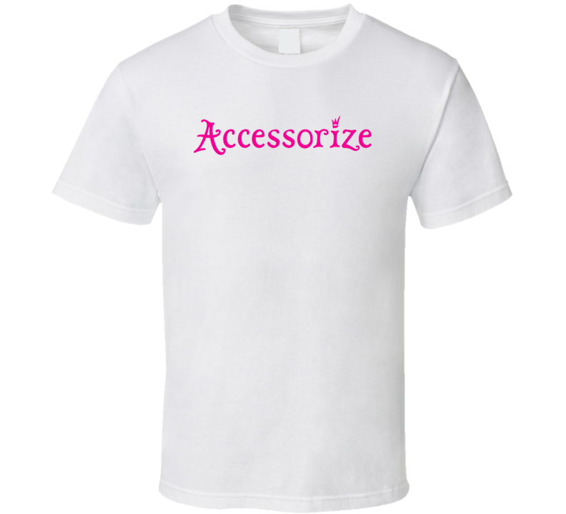 Accessorize Logo T Shirt