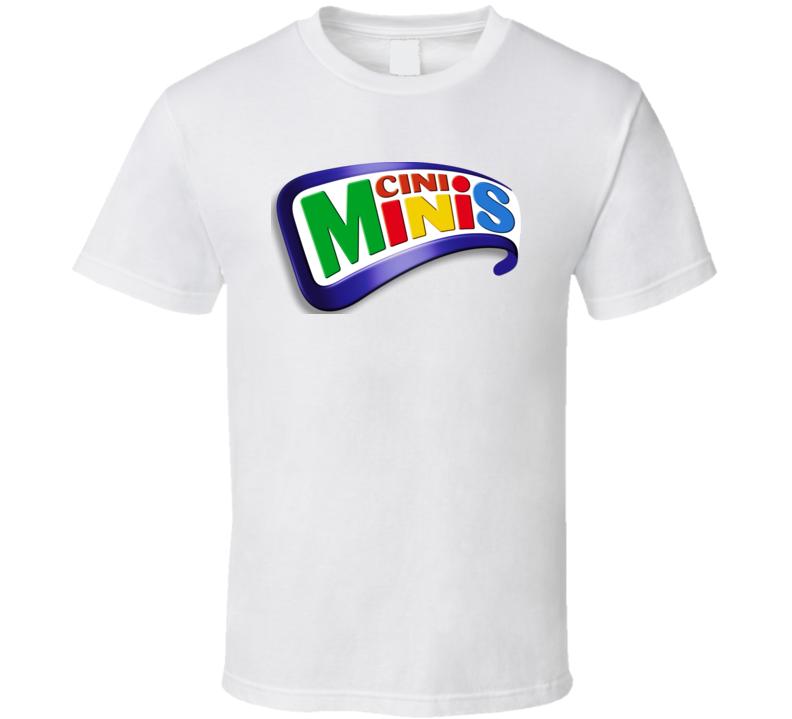 Cini Minis Logo  T Shirt