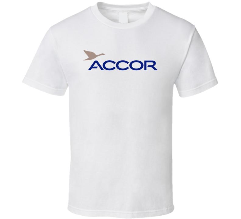 Accor Logo T Shirt
