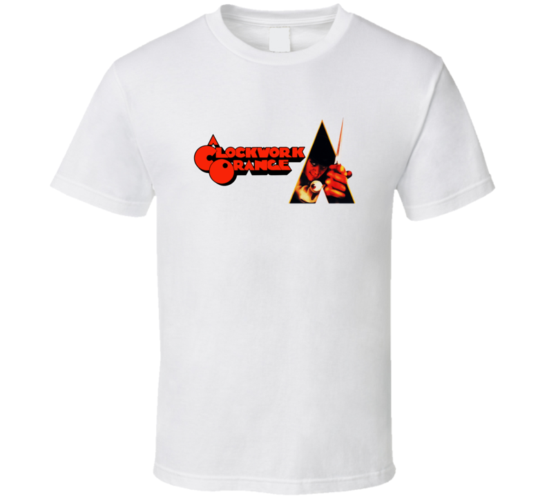 A Clockwork Orange Logo T Shirt