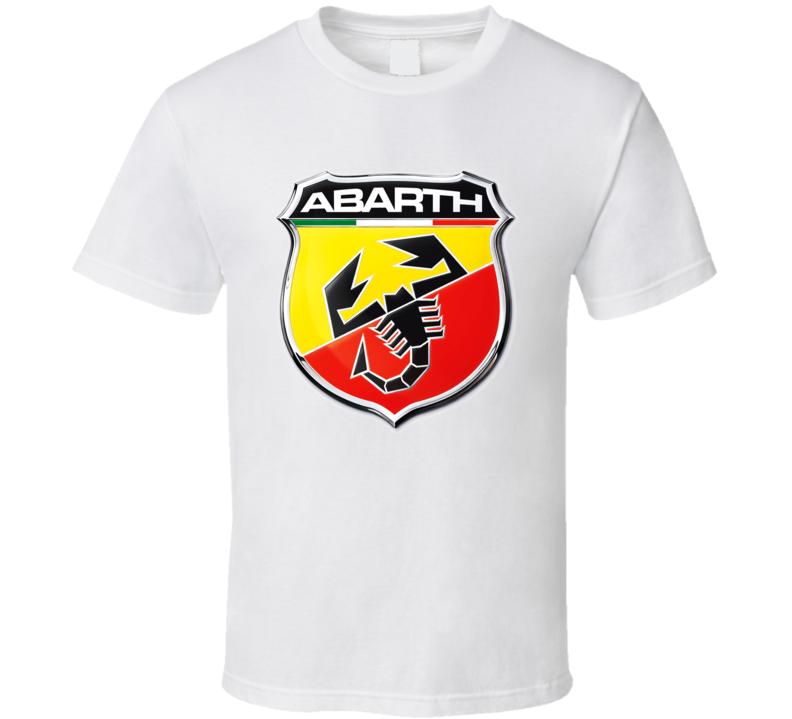Car Logo Abarth T Shirt