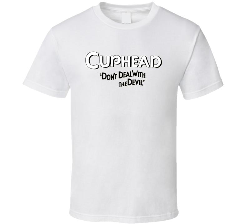 Cuphead Logo T Shirt