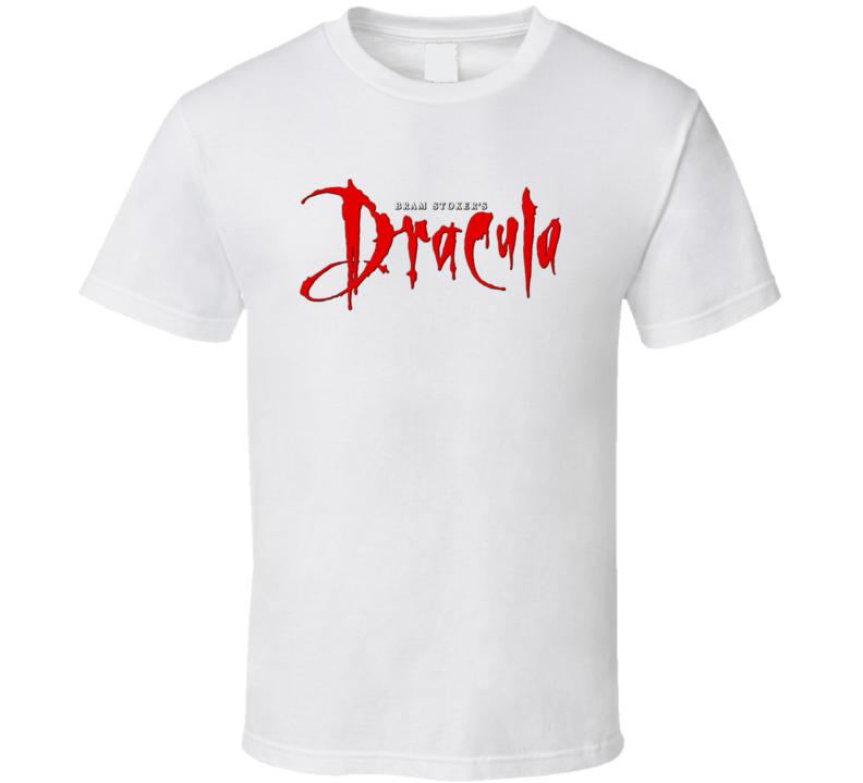 Dracula Logo T Shirt