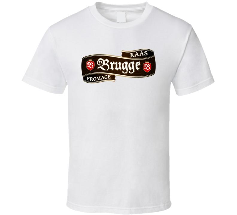 Brugge Cheese Logo T Shirt