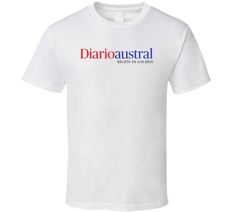 Diario Austral Region T Shirt