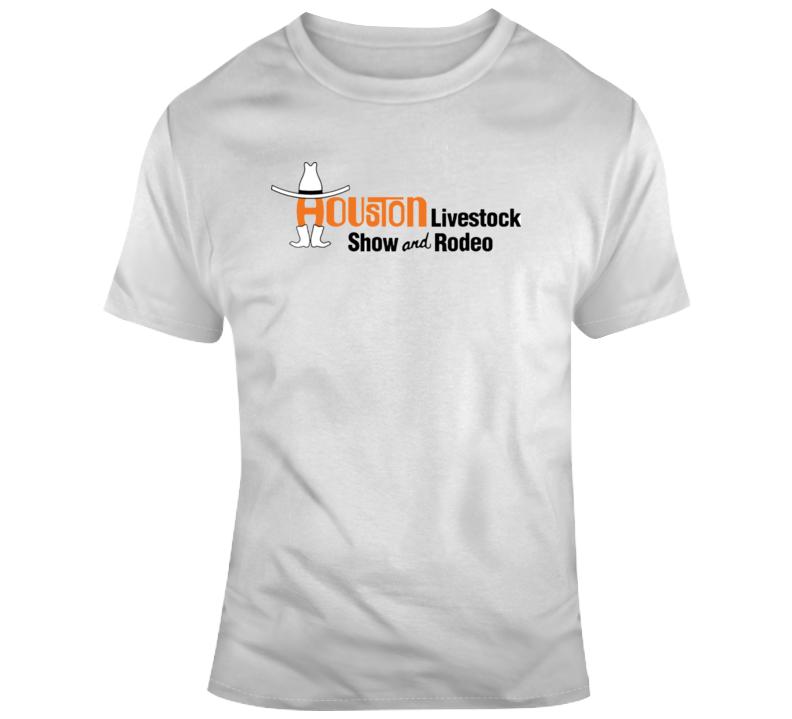 Houston Live Stock Rodeo T Shirt