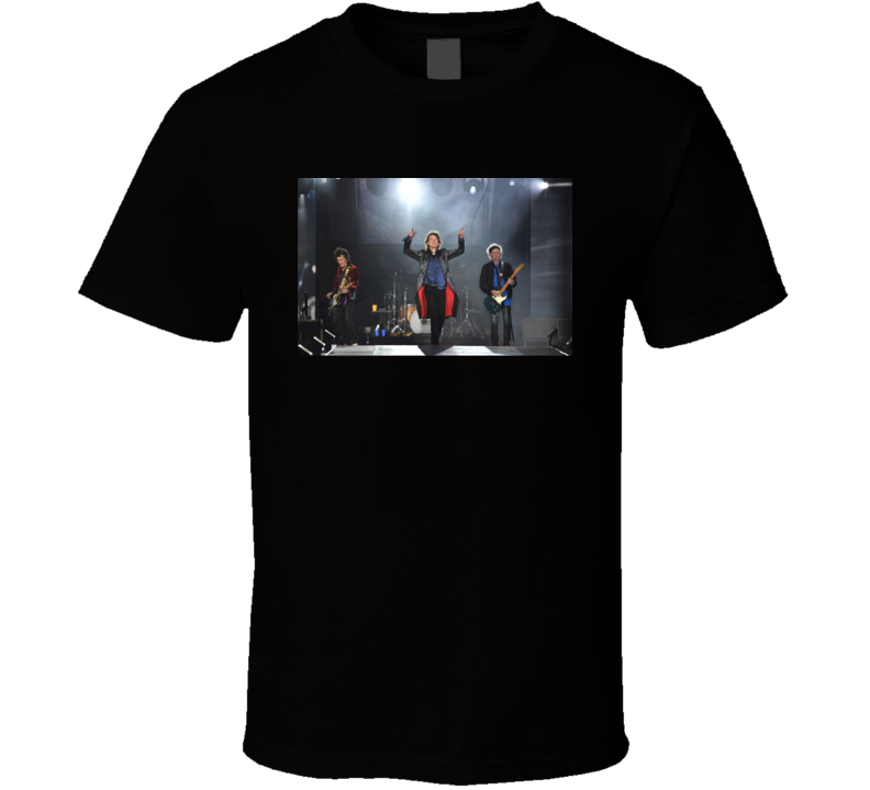 The Rolling Concert Stones T Shirt