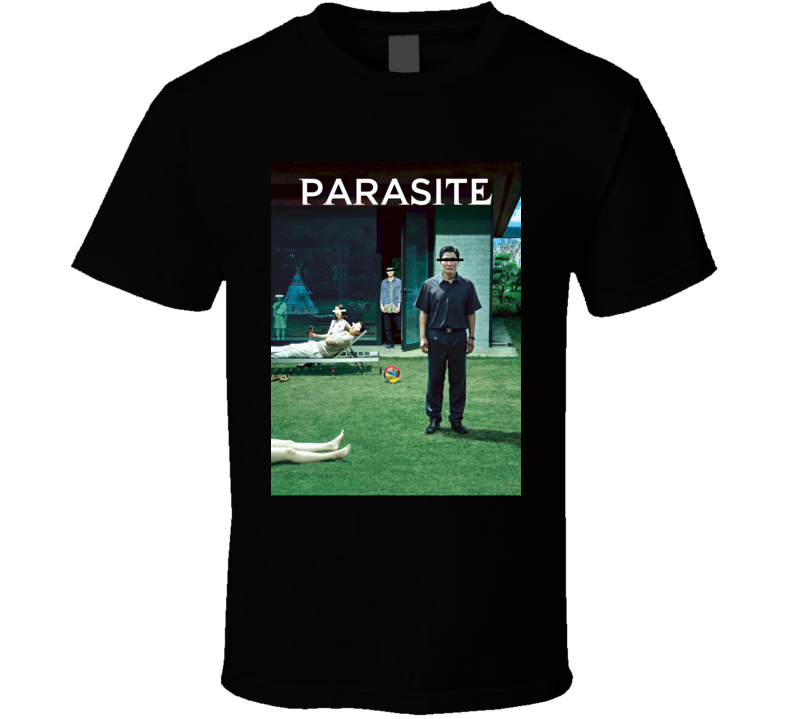 Parasite Movie T Shirt